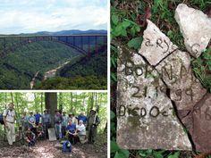 Graves Along the Gorge: Saving West Virginia History - BlueRidgeCountry.com