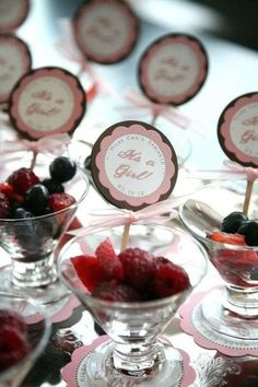 high tea Baby Shower Party Ideas | Photo 8 of 24 | Catch My Party
