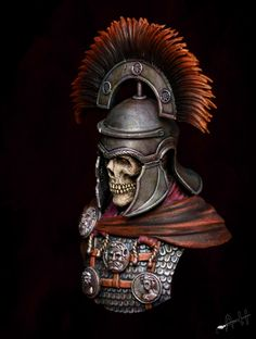 Alexander The Great Statue, Skull Reference, Fantasy Miniatures, Roman Empire, Box Art, Figure Painting, Action Figures, Scale, History