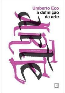 A DEFINIÇAO DA ARTE.   O objeto de estudo deste livro não é simplesmente a…