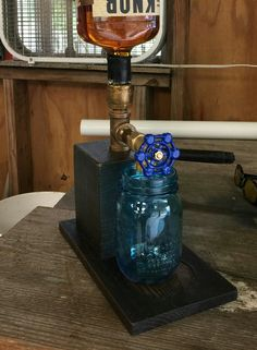 Whiskey dispenser for the man cave or library. Dun4Me is the marketplace for custom made items built to your exact specifications by talented makers. Get bids for free, no obligation!