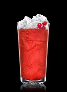 Sweetheart - Fill a shaker with ice cubes. Add all ingredients. Shake and strain into a chilled highball glass filled with ice cubes. Garnish with cranberry. 3 Parts ABSOLUT VODKA, 10 Parts Cranberry Juice, 4 Parts Aperol, 2 Parts Limoncello, 2 Parts Lemon Juice, 3 Whole Cranberry