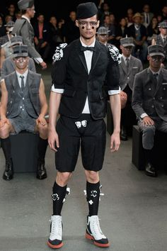 Thom Browne   Spring 2015 Menswear Collection   Style.com