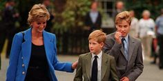 Prince William and Prince Harry Have Commissioned a Statue of Princess Diana