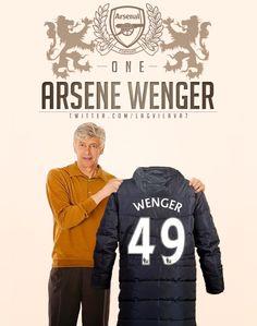One Arséne Wenger Arsene Wenger, Keep The Faith, Arsenal Fc, Football Team, Legends, Soccer, Sports, Hs Sports, Futbol