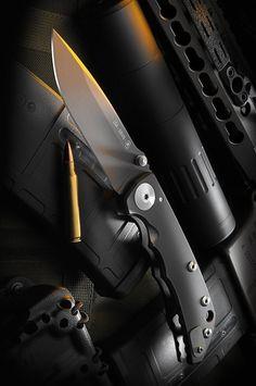 Spartan Blades Spartan Harsey Folding EDC Tactical Pocket Knife Black DLC Coating - Everyday Carry Folding S35VN Blade - Everyday Carry Gear