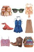 Festival Fashion 2013 – Shop Top 100 Festival Styles (Glamour.com UK)