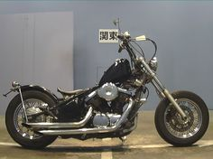 #vn400 #bobber #japan