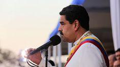 """Maduro: """"Las sanciones de EE.UU. son una victoria, un honor para Venezuela"""" VENEZUELA.-El presidente venezolanoNicolás Madurodijo este miércoles que Venezuela """"no reconoce"""" las sanciones anunciadas por el Departamento del Tesoro de EE.UU. y que son """"una victoria"""" para su país."""