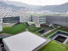 Steven Holl Architects   Vanke Center