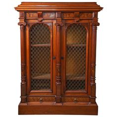 Renaissance Revival Cabinet by Herter Brothers