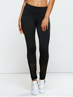 GET $50 NOW | Join RoseGal: Get YOUR $50 NOW!http://www.rosegal.com/gym-pants-leggings/high-waisted-mesh-spliced-yoga-692638.html?seid=807197rg692638