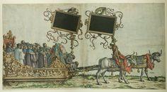 Albrecht Altdorfer (c. 1480 -1538), Hans Burgkmair (1473-1531), Albrecht Dürer (1471-1528) & others — Triumphal Procession, 1517 (1499x835)