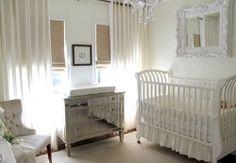 Glitz Bliss: Living Bliss: Glamorous Nursery
