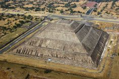 Teotihuacan's Pyramid of the Sun