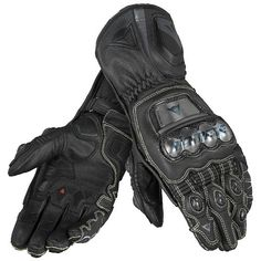 Dainese Full Metal D1 Gloves at RevZilla.com