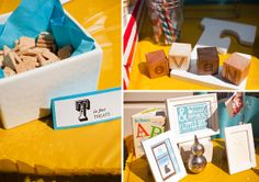 This alphabet-loving mama thinks that an Alphabet Party would be a great idea someday!