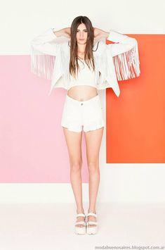 Moda y Tendencias en Buenos Aires : LOOKS COMPLOT MODA JUVENIL PRIMAVERA VERANO 2015