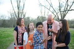Inspirational story about the joys and difficulties adopting an older child. This family adopted a boy from the Philippines and relied heavily on faith to get through come rough transitions.