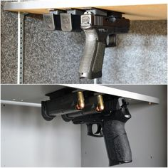 The Multi-Mag gun magnet organizes and efficiently stores metal magazines, most semi-automatics, and have many other uses. Gun Safe Accessories, Hidden Gun Storage, Gun Cases, Metal Magazine, Home Security Systems, Guns And Ammo, Cool Gadgets, Flashlight, Firearms