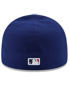 New Era Los Angeles Dodgers Authentic Collection 59FIFTY Cap - Blue 7 3/4