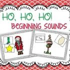 Christmas Beginning Sound Sort: Letters Ss & Ee {freebie}  -2 sorting mats -sorting cards -recording sheet  Visit my blog for additional freebi...