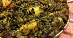 This is nice when you're serving sloppier curries or dahls eg our Aduki Bean Curry or Dahl. Sag Aloo is an Indian subcontinent staple that varies from country to country and region to region. Our version is very simple and not very spicy - it works well as a contrast to other, richer dishes. ...