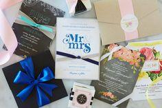 How To: DIY Wedding Invitation Ribbons | Wedding Paper Divas Blog