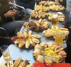 Anche per chi ha molta fame....  Non ci sono limiti .. organizza anche tu una bella tavolata