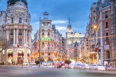 Metropolis - Madrid - by Carlos Ramírez de Arellano del Rey
