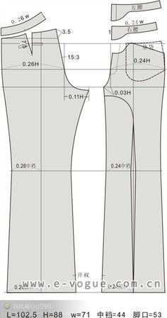 Еще Пины для вашей доски «брюки»