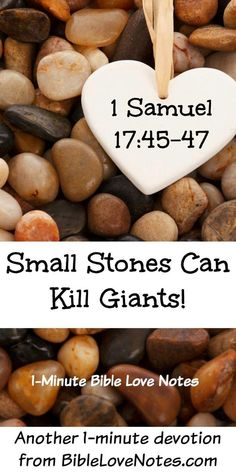 Bible story offers some incredible insights that can help us slay Giant problems in our own lives.This Bible story offers some incredible insights that can help us slay Giant problems in our own lives. Christian Faith, Christian Quotes, Christian Living, Bible Scriptures, Bible Quotes, 1 Samuel 17, David And Goliath, Bible Love, The Shepherd
