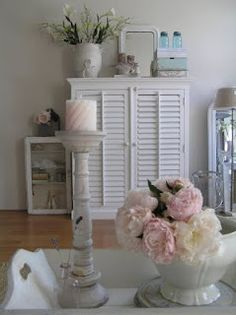 Pastels and Whites