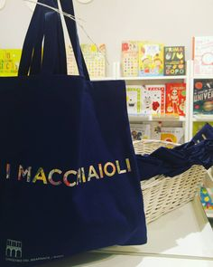 Shop bag mania! #macchiaioliroma