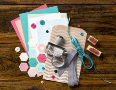 Robyn's (one of Stampin' Up!'s fabulous concept artists) favorite new products out of Stampin' Up!'s new annual catalog.
