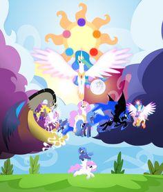 Celestia+Origins:+Impressions+of+Impressions+by+MDSK-RB.deviantart.com+on+@deviantART