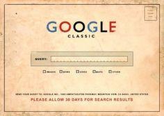 Cute google postcard