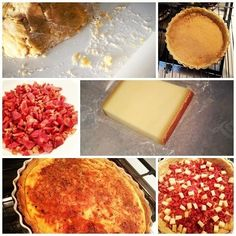 Ari's ultimate Quiche Lorraine ! Recipe. .....