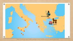 Greek History, Mythology, Diagram, Map, Google, Location Map, Peta, Maps