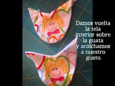 "TUTORIAL ""PANTUFLAS"" (slippers)"
