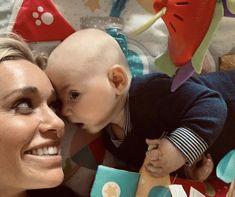 Caroline and baby Wells Caroline Bryan, Georgia Southern University, Luke Bryan, Wells, Baby, Baby Humor, Infant, Babies, Babys