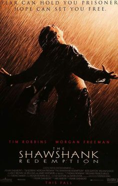 The Shawshank Redemption (1994) Original One-Sheet Movie Poster