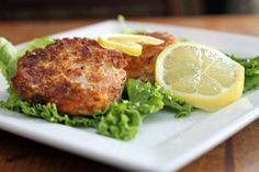 Crazy-Delicious (and fast) Salmon Recipes: Wild Salmon Cakes