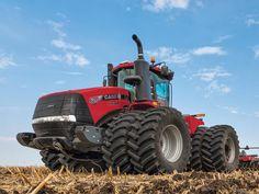case tractors 2014 | Case IH Steiger 620 HD Tractor