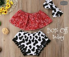 Newborn Baby Girl Clothes Set Off Shoulder Cow girl Glam Wrangler Set – Center Of Treasures Baby Girl Romper, My Baby Girl, Baby Girls, Toddler Girl, Cow Girl, Baby Bodysuit, Baby Outfits, Kids Outfits, Newborn Outfits