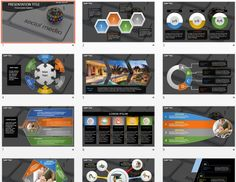 Social Media PowerPoint by SageFox
