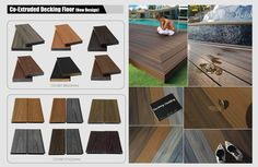 China Outdoor Flooring, Outdoor Wall Panels,wpc flooring, Wpc Materials, Wpc Engineering composite decking Manufacturers and Supplier - Wholesale Prices Outdoor Wall Panels, Outdoor Walls, Pvc Wall, Composite Decking, Outdoor Flooring, Decks, Plastic, Wood, Design