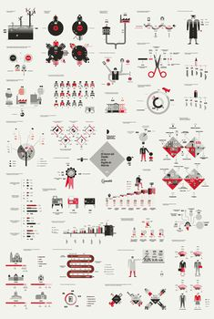 Romualdo Faura - Design in Murcia infographic Information Architecture, Information Design, Information Graphics, Information Visualization, Data Visualization, Book Design, Web Design, Keynote Design, Diagram Design