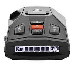 Cobra Electronics IRAD Radar, Black   Radar Detector Reviews And Ratings