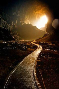 Mulu Caves - Gunung Mulu National Park, Malaysia